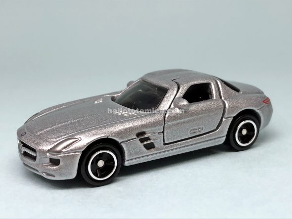 91-4 メルセデスベンツ SLS AMG はるてんのトミカ