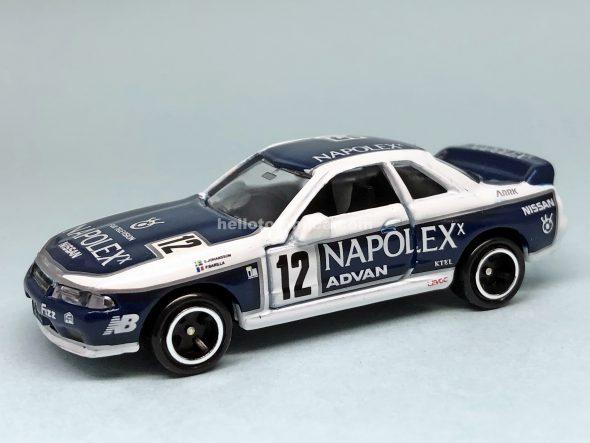 20-6 スカイライン GT-R R32 NAPOLEX はるてんのトミカ