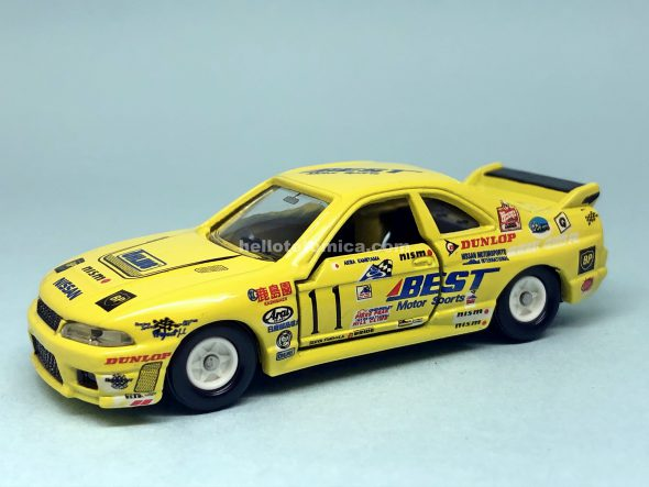 20-7 1998 PikesPeak INTERNATIONAL AUTO HILL CLUB はるてんのトミカ