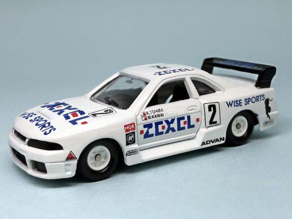S8-1 1995 JGTC ZEXEL NISMO GT-R はるてんのトミカ