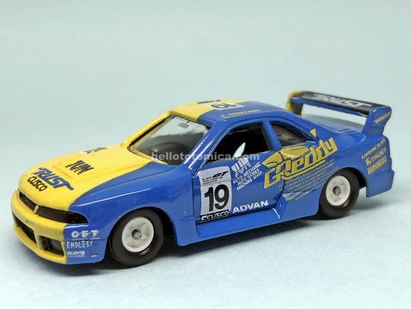 S8-1 1996 JGTC TRUST GT-R はるてんのトミカ
