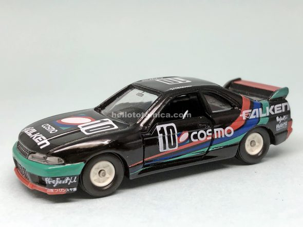 20-7 1995 1000km COSMO FALKEN GT-R はるてんのトミカ