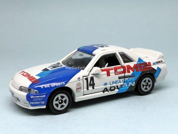 20-6 1992 N1 ENDURANCE TOMEI SKYLINE GTR はるてんのトミカ