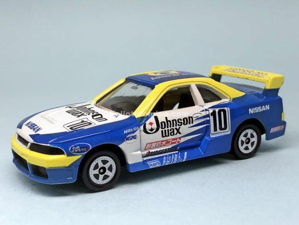 S8-1 1995 JGTC Johnson Wax はるてんのトミカ
