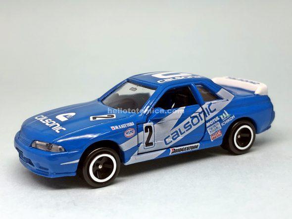 20-6 1993 JGTC CALSONIC GTR R32 はるてんのトミカ