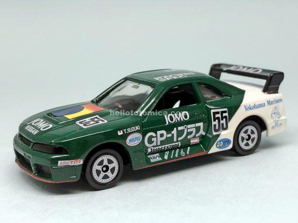 S8-1 1995 JGTC JOMO GT-R はるてんのトミカ