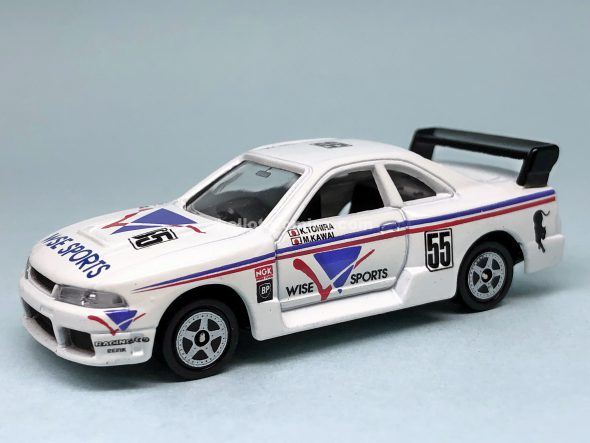 S8-1 1996 JGTC WISE SPORTS NISMO GT-R はるてんのトミカ