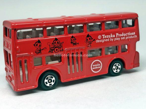 95-3 テヅカモデルノ ロンドンバス はるてんのトミカ