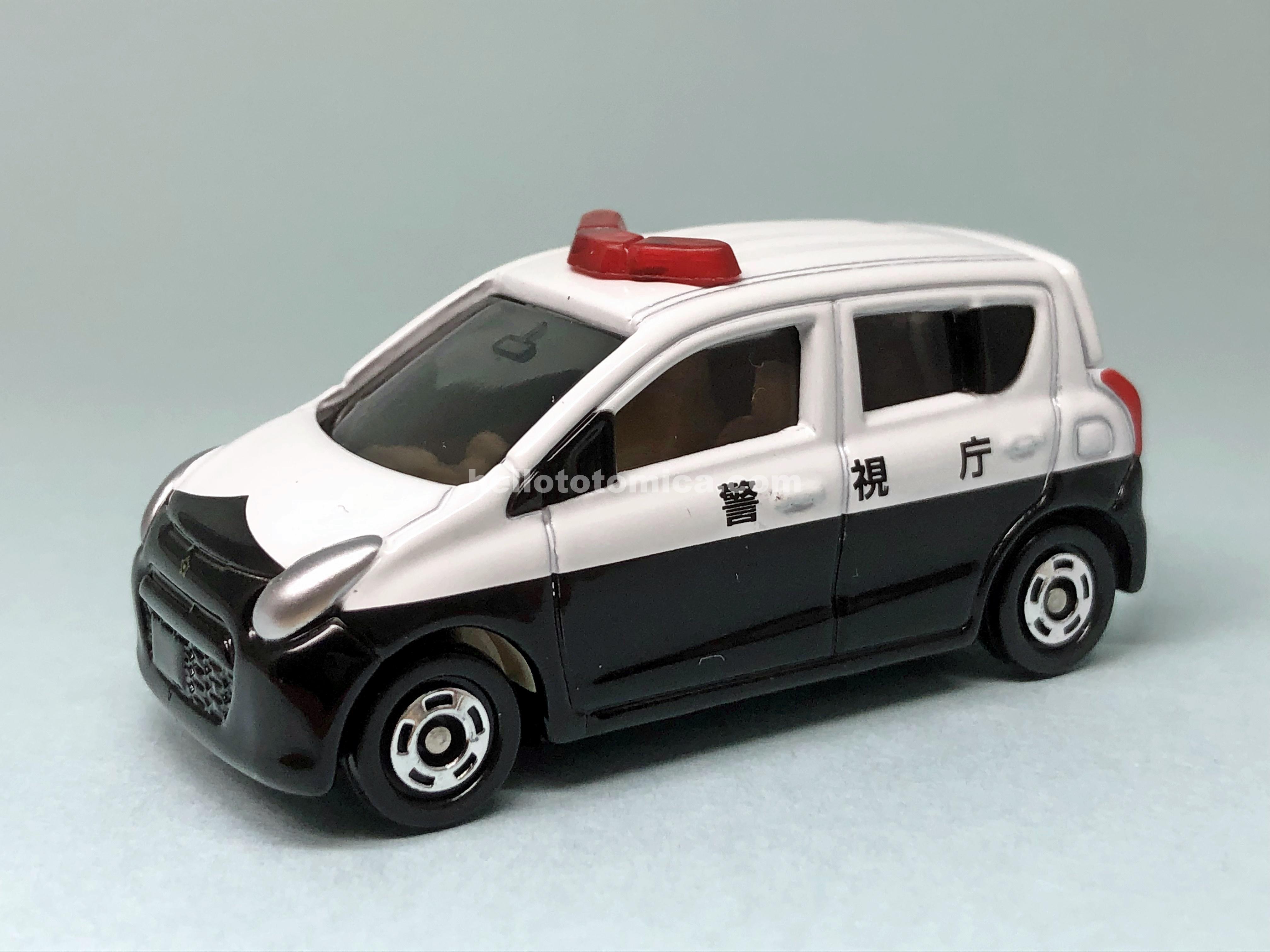 48-9 SUZUKI ALTO PATROL CAR