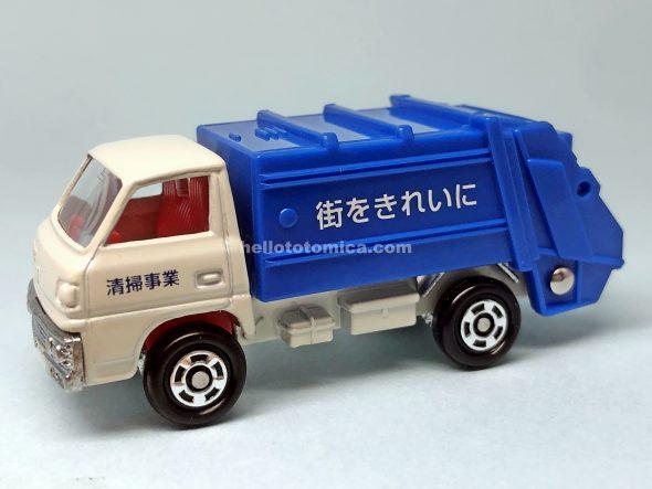 47-4 三菱 キャンター 清掃車 はるてんのトミカ