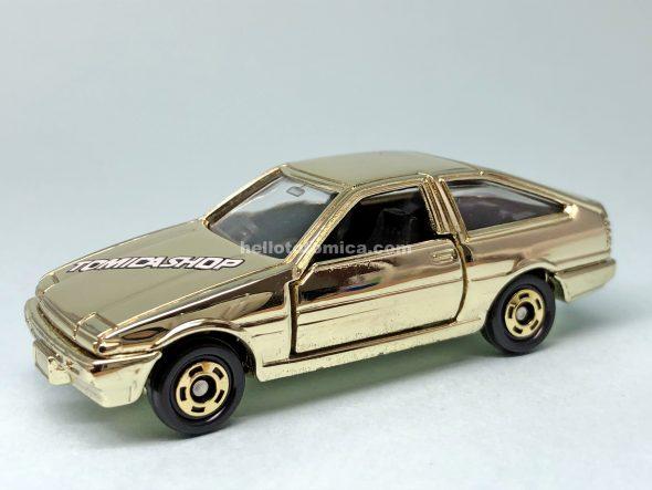 S11-1 トヨタ スプリンタートレノ AE86 はるてんのトミカ