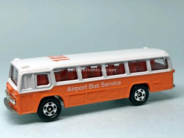 41-1 空港送迎バス はるてんのトミカ