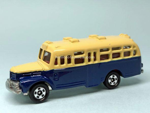 6-2 いすゞ ボンネットタイプバス はるてんのトミカ