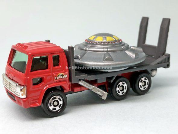 56-4 イベント用UFO運搬車 はるてんのトミカ
