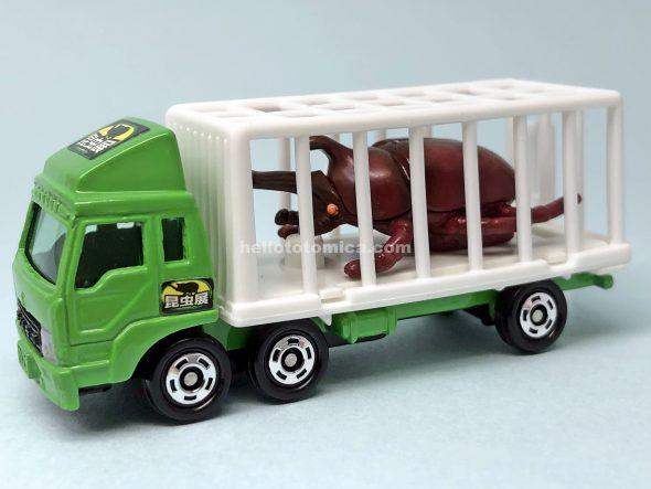 76-4 イベント用カブトムシ運搬車 はるてんのトミカ
