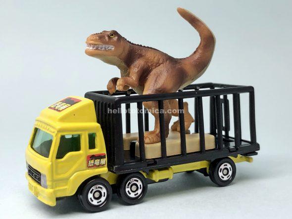 76-4 イベント用恐竜運搬車 はるてんのトミカ