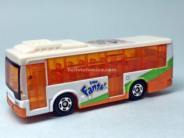 93-5 ファンタ バス はるてんのトミカ