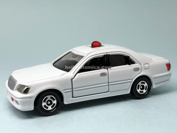 92-4 TOYOTA CROWN HYBRID PATROL CAR はるてんのトミカ