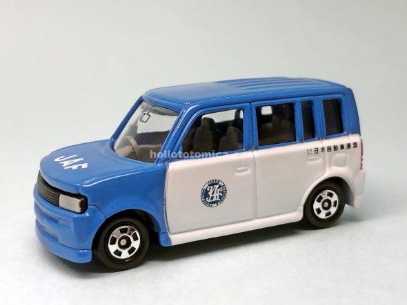 5-4 トヨタ bB サービスカー はるてんのトミカ