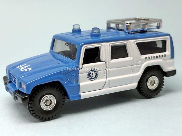 3-5 トヨタ メガクルーザー 指揮車(災害救援車両) はるてんのトミカ