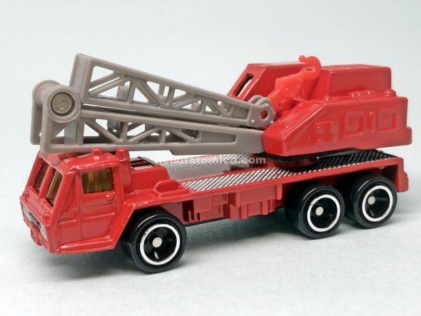 66-2 三菱ふそう トラッククレーン はるてんのトミカ
