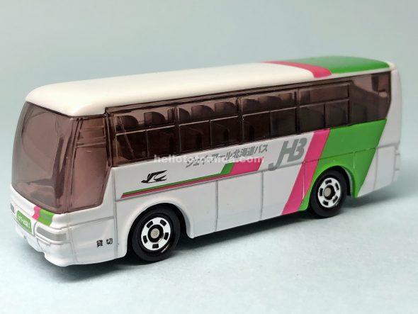 1-4 三菱ふそう エアロクイーン JR北海道バス はるてんのトミカ