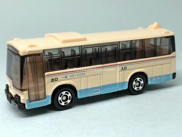 79-3 三菱ふそう ワンマンバス 阪急バス はるてんのトミカ