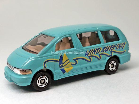 99-4 トヨタ エスティマ WIND SURFIN はるてんのトミカ