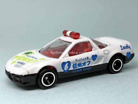 120-3 ホンダ NSX パトロールカー 信州オフペースカー IM-605 はるてんのトミカ