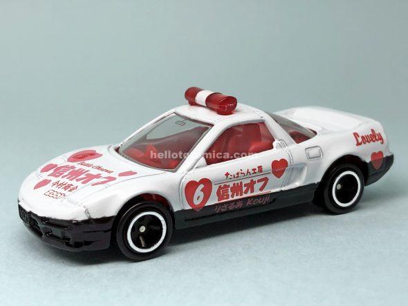 120-3 ホンダ NSX パトロールカー 信州オフペースカー IM-604 はるてんのトミカ