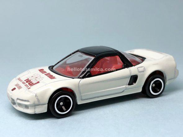 78-6 NSX生誕10周年記念モデル(あきおうのGARAGE企画) はるてんのトミカ