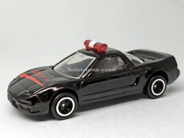 120-3 HONDA NSX PATROL CAR はるてんのトミカ