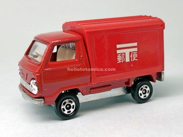20-1 ホンダ TN360 郵便車 はるてんのトミカ