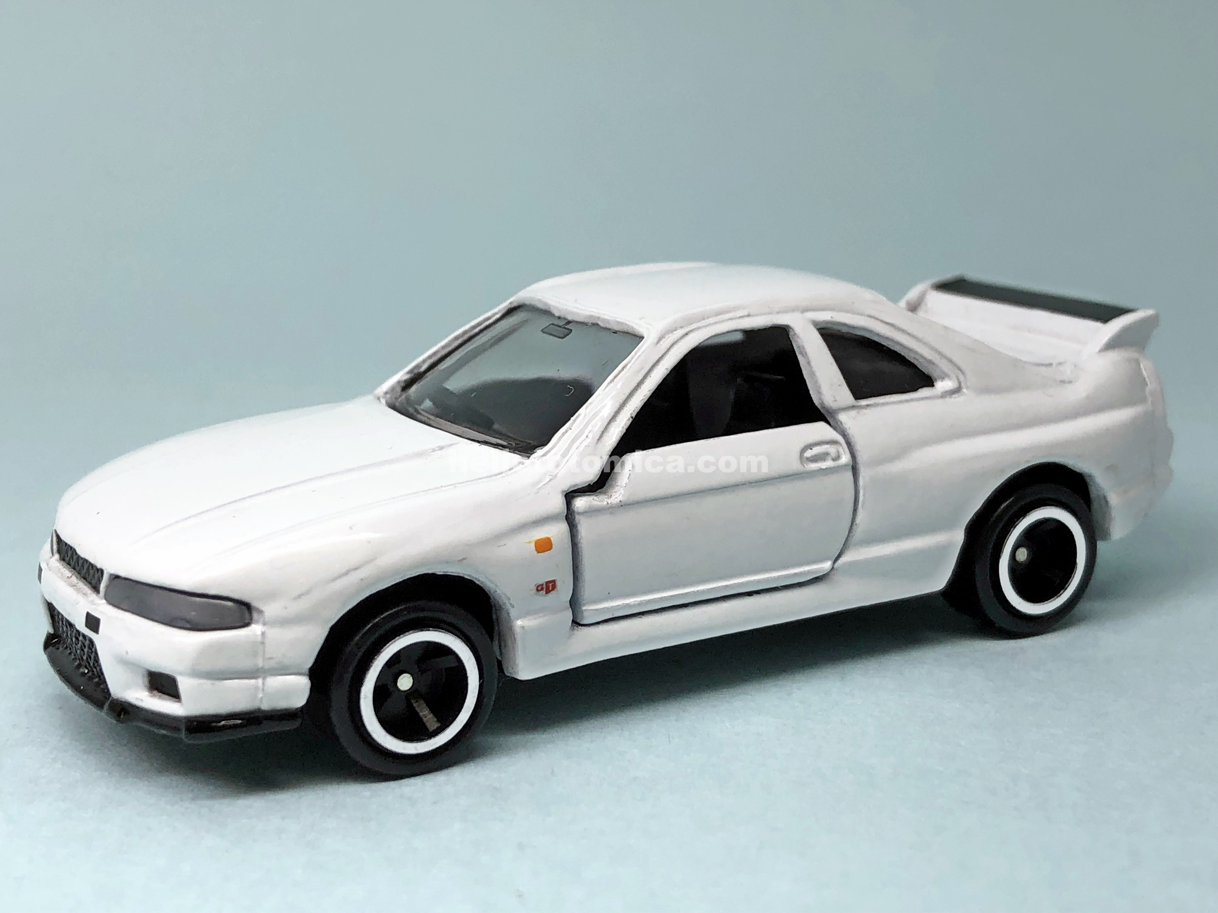 20-7 SKYLINE GT-R R33