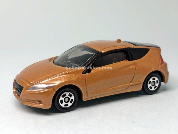 81-4 Honda CR-Z はるてんのトミカ