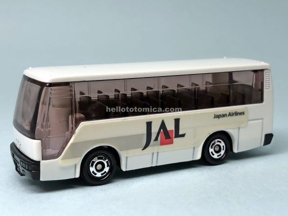 41-4 ISUZU SUPER HI-DECKERBUS はるてんのトミカ