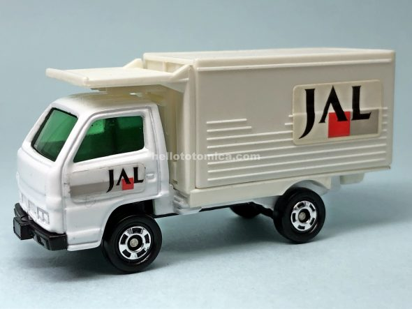 32-5 ISUZU ELF POWER CONTAINER はるてんのトミカ