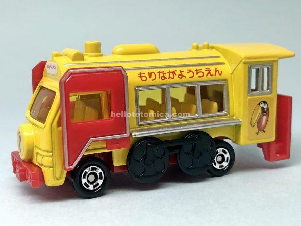 48-6 SL型幼稚園バス もりながようちえん はるてんのトミカ