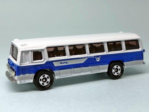 41-1 MITSUBISHI FUSO HIGHWAY BUS はるてんのトミカ