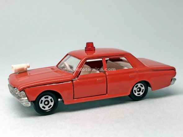27-1 CROWN FIRE CHIEF CAR はるてんのトミカ