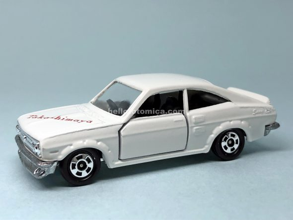 15-2 NISSAN SUNNY COUPE RACING はるてんのトミカ