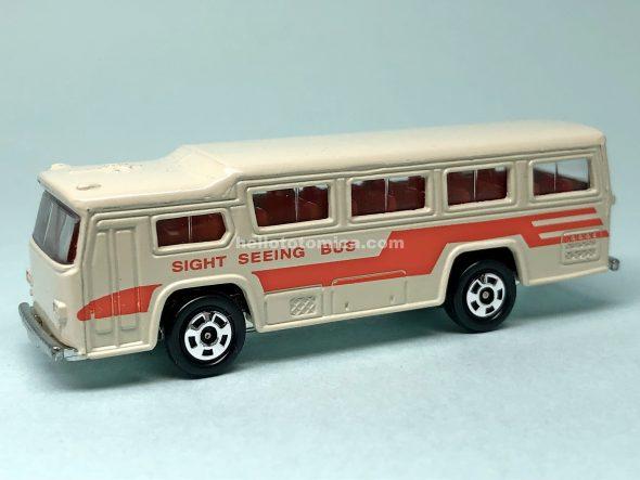 41-2 富士重工 セミデッカー型バス はるてんのトミカ