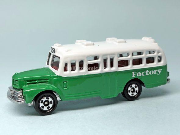 6-2 いすゞ ボンネットバス BX トミカ組立工場 はるてんのトミカ