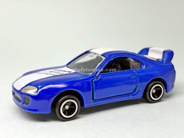 33-6 トヨタ スープラ RZ トミカ組立工場黒シート はるてんのトミカ