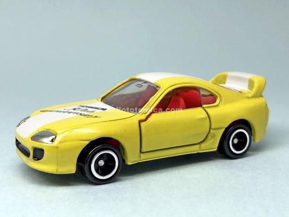 33-6 トヨタ スープラ RZ トミカ組立工場赤シート はるてんのトミカ