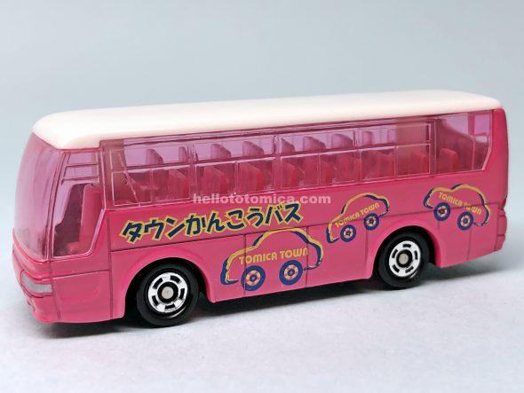 1-4 トミカタウン観光バス はるてんのトミカ