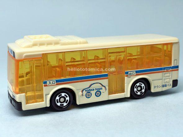 93-5 トミカタウン循環バス はるてんのトミカ