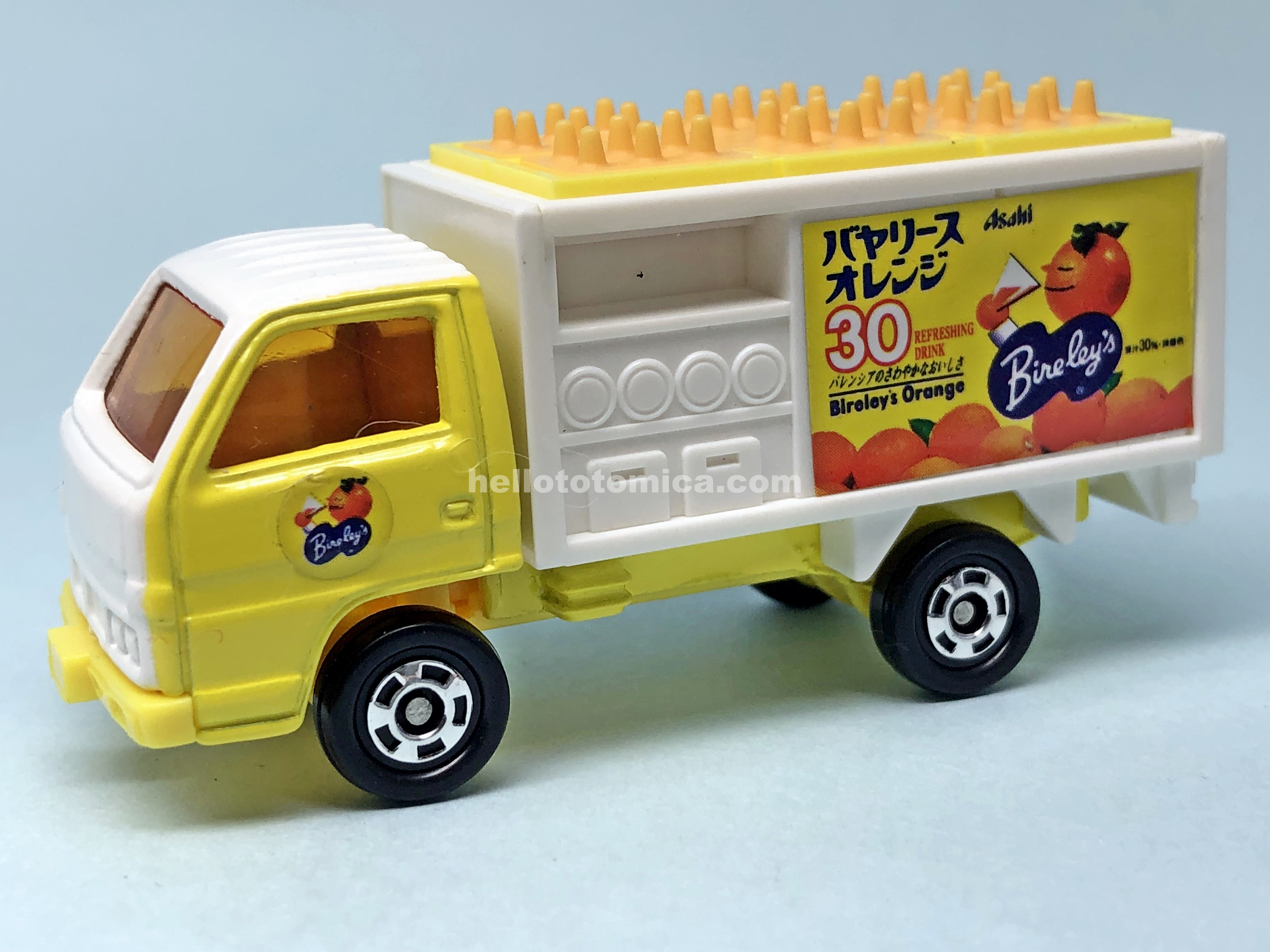 105-3 ISUZU ELF BOTTLE CAR