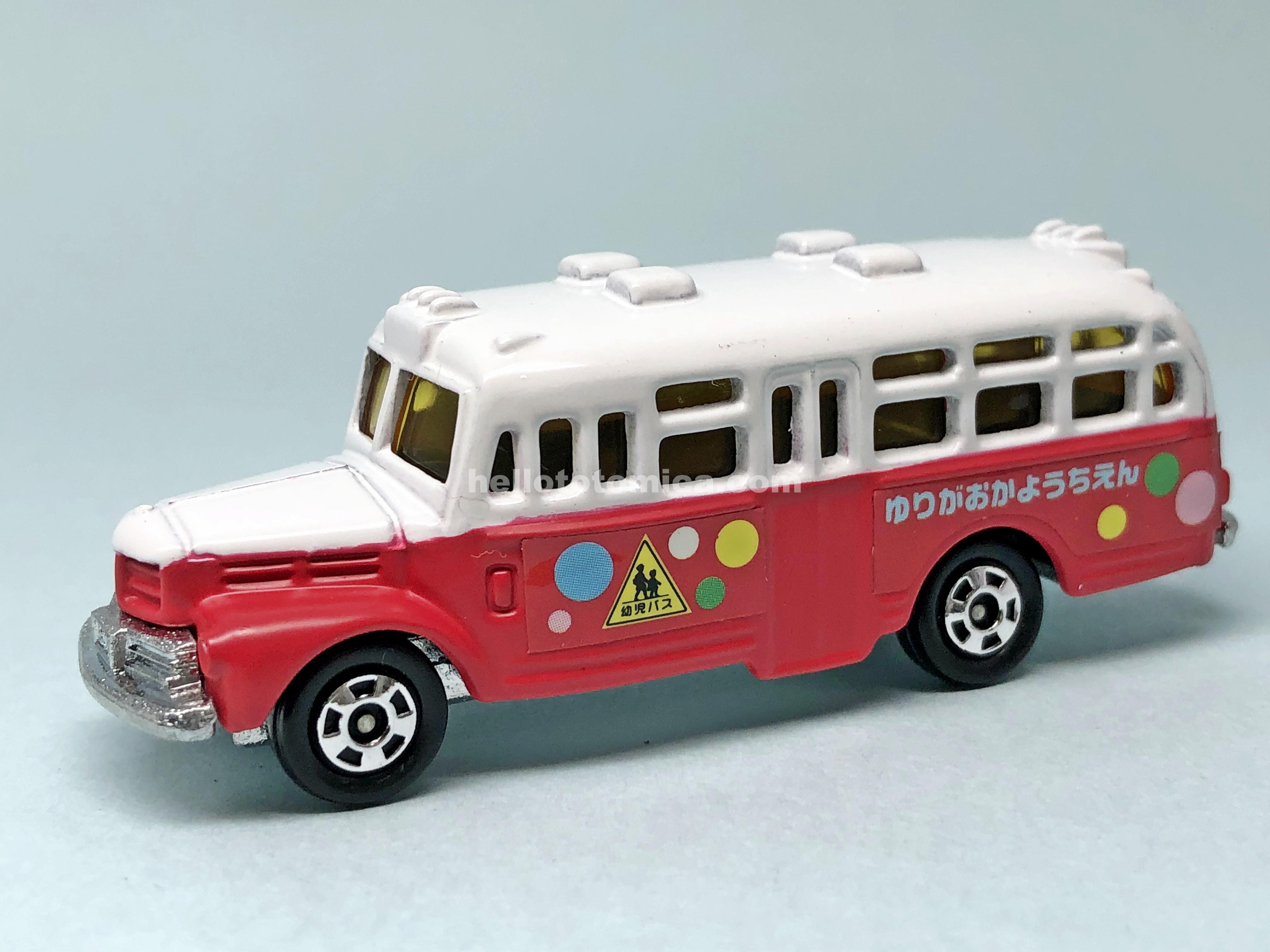 6-2 ISUZU BONNET BUS BX