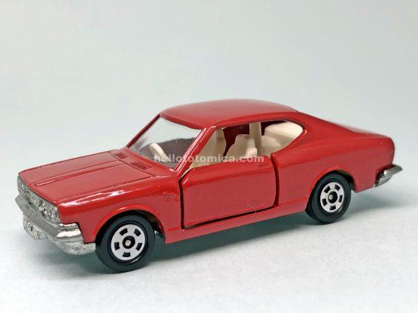 15-1 トヨタ コロナ 1700HT SL はるてんのトミカ